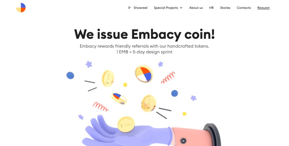 Embacy Coin