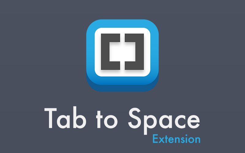 Brackets Tab To Space