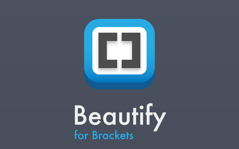 Brackets Beautify