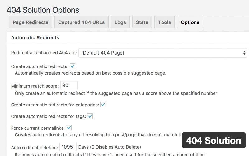 404 Solution