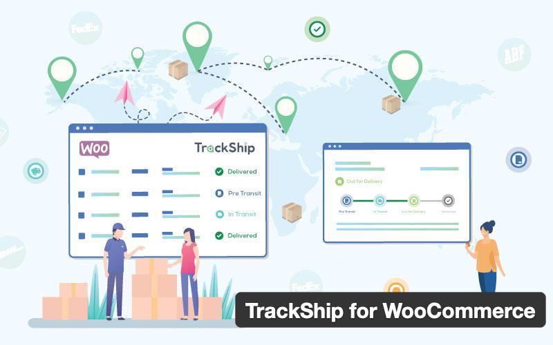 Trackship For Woocommerce
