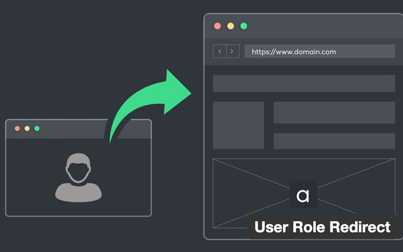 User Role Redirect