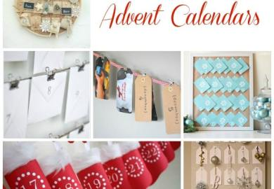 12 Diy Advent Calendars