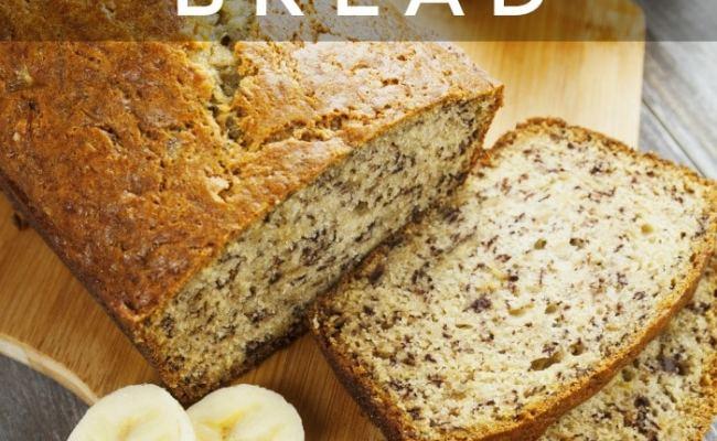 Easy Banana Bread Recipe Super Simple And Delicious