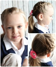 easy hairstyles little girls