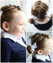 easy little girls hairstyles