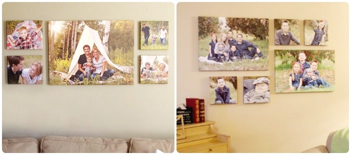 Top 10 Canvas Collage Ideas