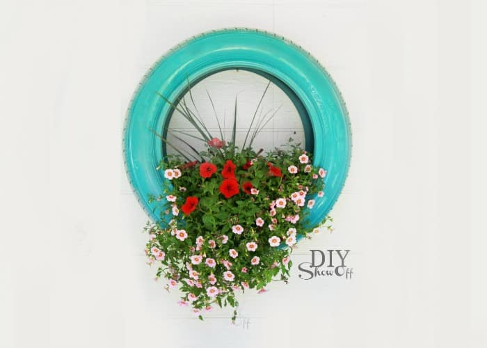 Tire Recycling 10 Amazing DIY Tire Projects Somewhat