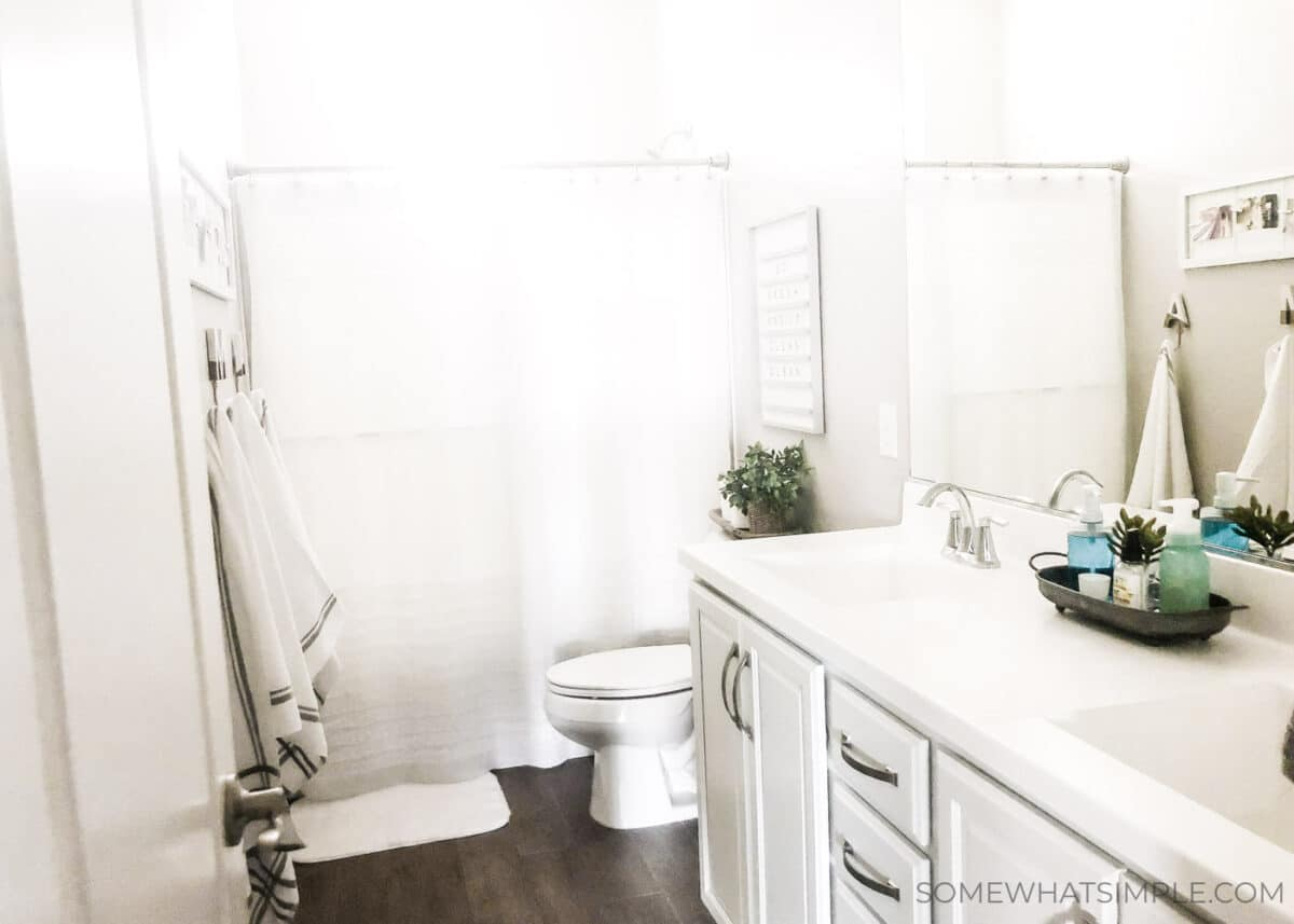 Kid S Bathroom Decor Ideas From Somewhat Simple