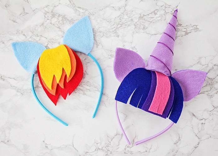 my little pony headbands