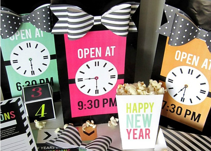 Best 30 New Years Eve Party Ideas Somewhat Simple