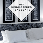 Diy Upholstered Headboard Anyone Can Make Somewhat Simple