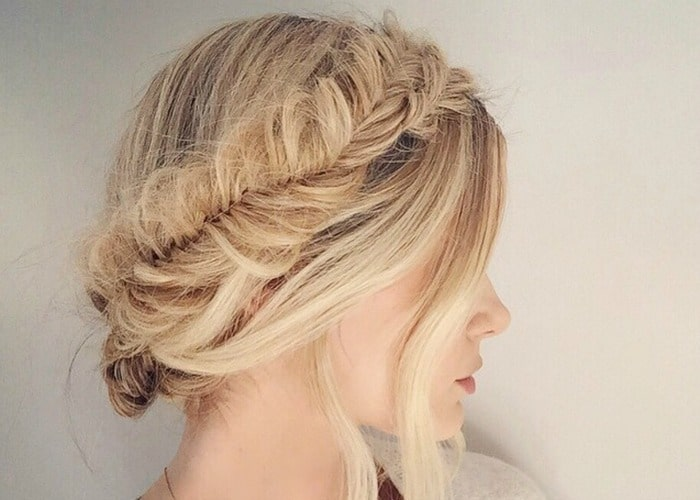 40 Elegant Prom Hairstyles For Long Short Hair Somewhat Simple