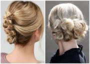 elegant prom hairstyles