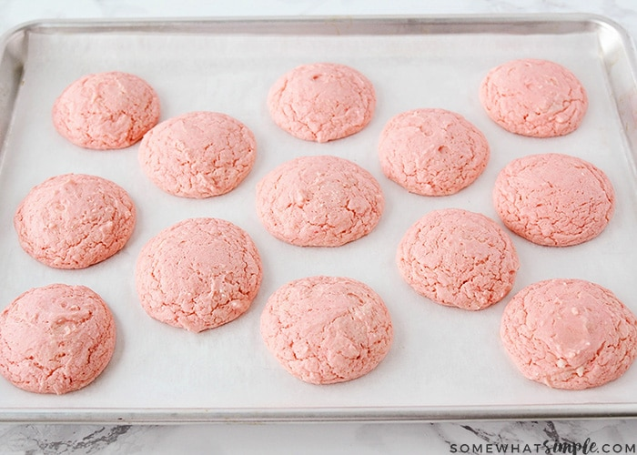 Easiest Cake Mix Cookies Recipe 3 Ingredients Somewhat Simple