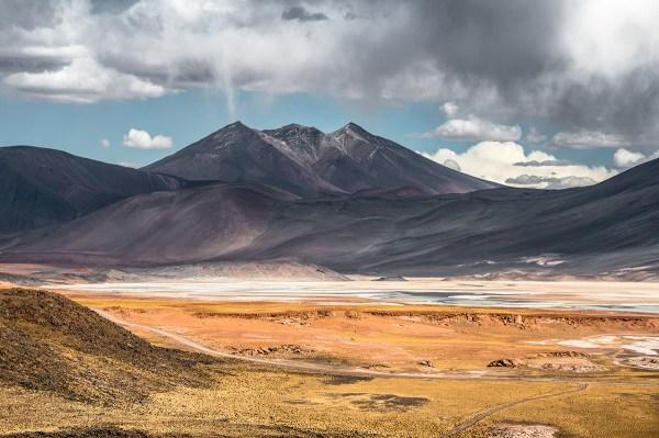 landscapes north chile