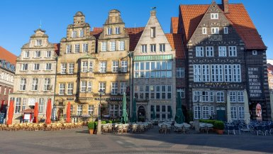 Where to Eat in Bremen
