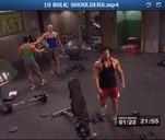 Bulk: Shoulders Videos