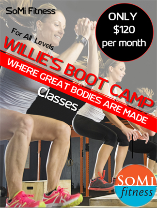 Willie's Boot Camp Miami - SoMi Fitness