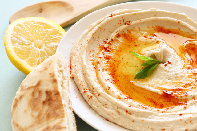 Hummus healthy foods