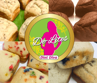 De-Lites Treats by Unni Greene - Low Calorie Snacks