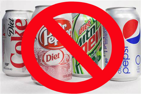 The Dangers Of Drinking Diet Soda