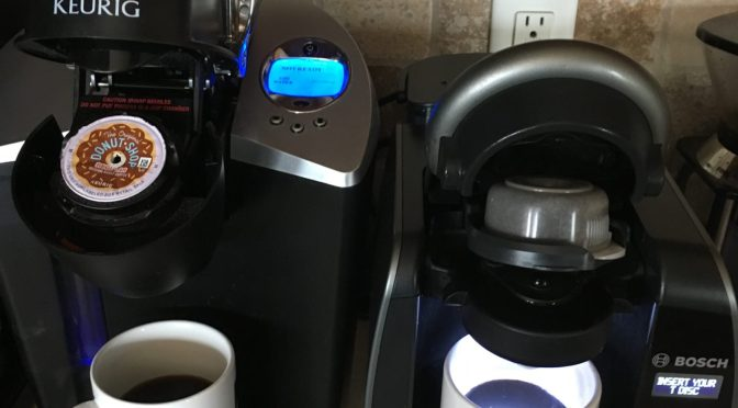 Keurig vs. Tassimo – A side by side comparison
