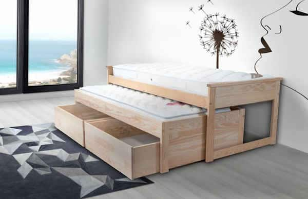 meilleurs lits gigognes pour adulte