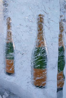 Champagne ghiaccio? Di più! – Associazione Italiana Sommelier