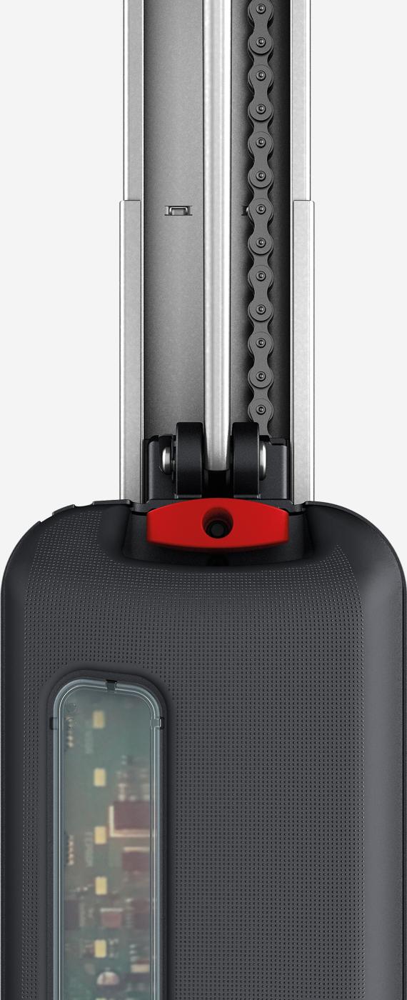 medium resolution of traveling motor