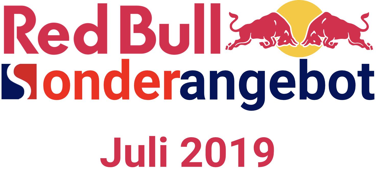 Juli 2019 Aktion mit RedBull