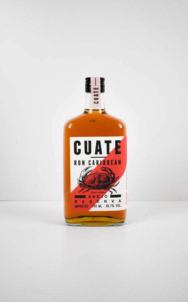 Cuate Rum 4 y 700 ml