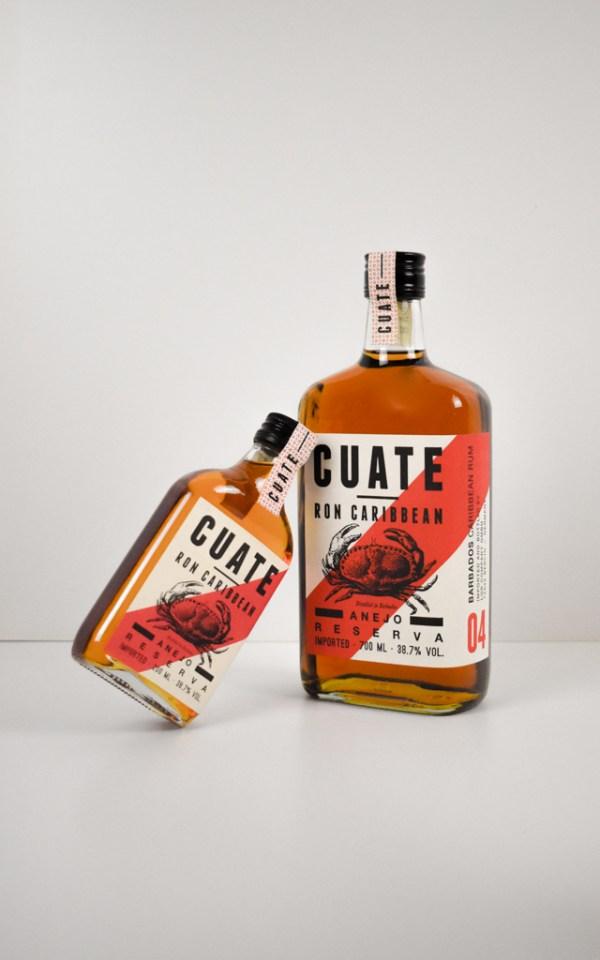Cuate Rum 4 y Duo