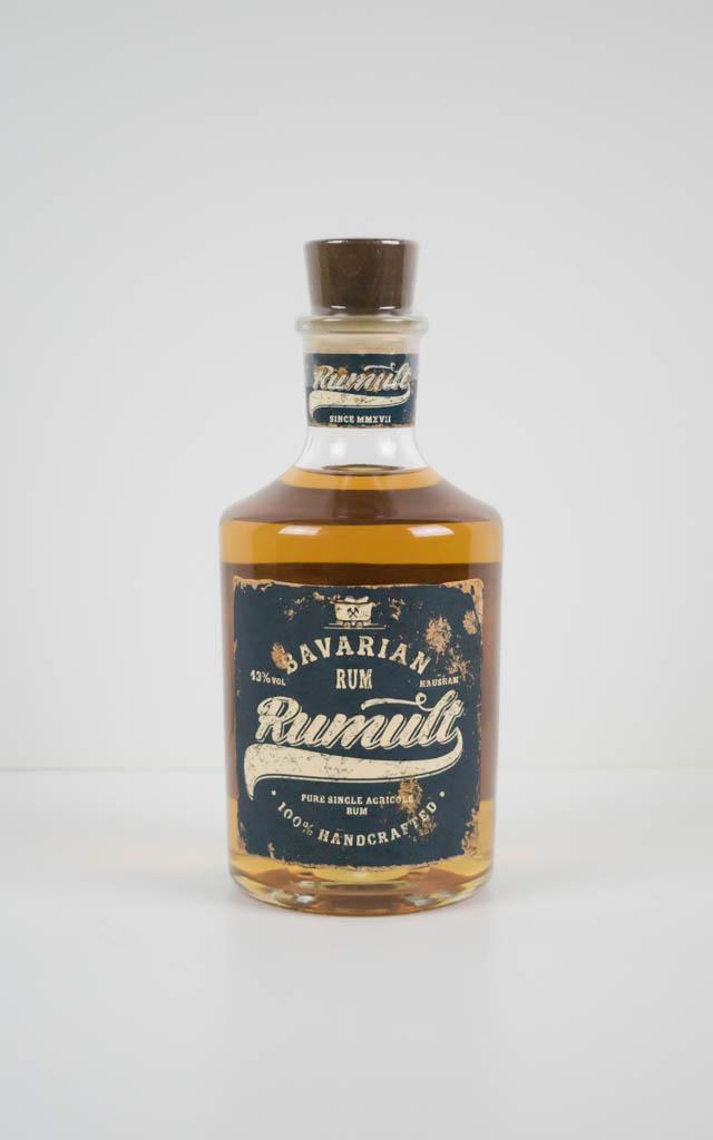 Rumult Bavarian Pure Single Agricole Rum 43% 0,7l