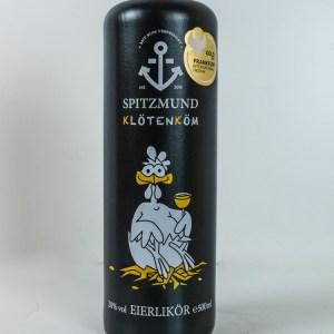Spitzmund Klötenköm Eierlikör 20% 0,5l