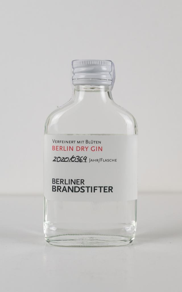 berliner brandstifter gin 100 ml