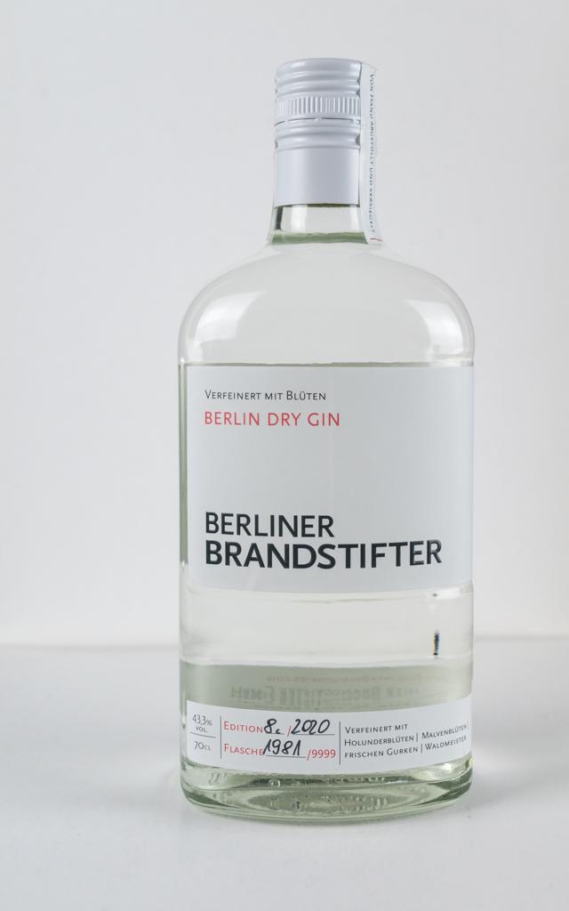 berliner brandstifter gin 700 ml