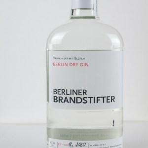 Berliner Brandstifter Dry Gin 700 ml