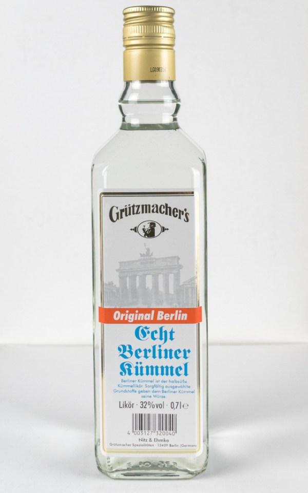 grützmacher echt berliner kümmel