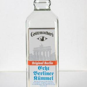 Grützmacher´s Echt-Berliner Kümmel