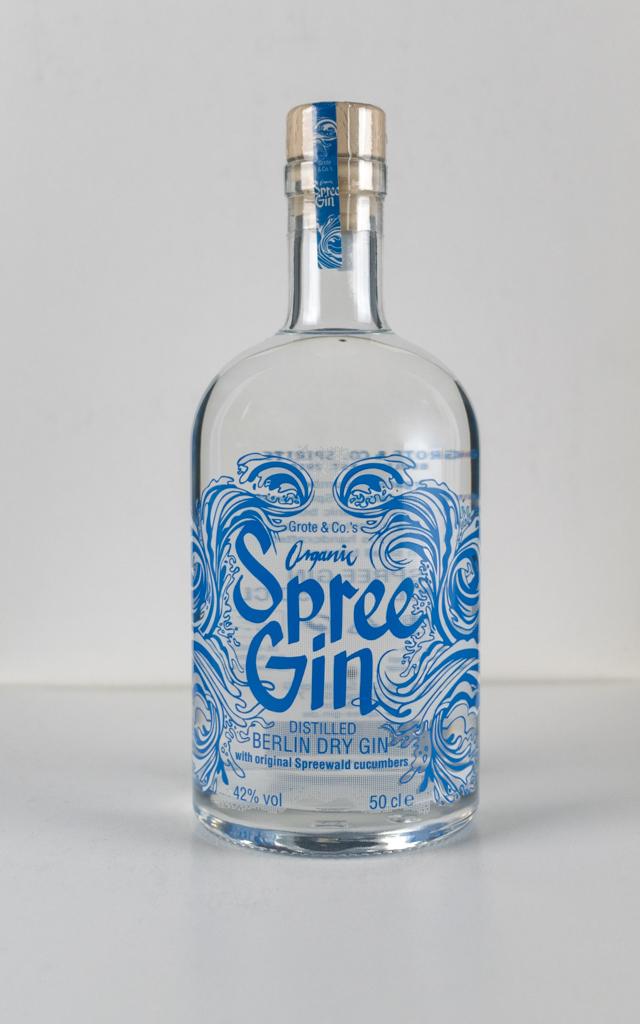 spree gin