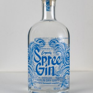 Spree Bio Gin 500 ml