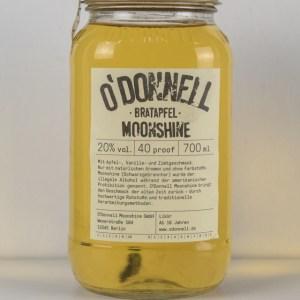 O'Donnell Moonshine Bratapfel 700 ml