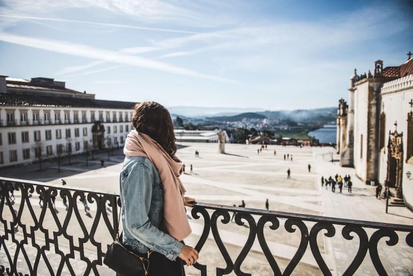 Coimbra Universität Besichtigen
