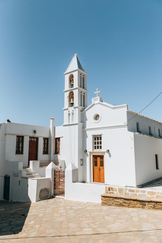 Tinos Urlaub Griechenland