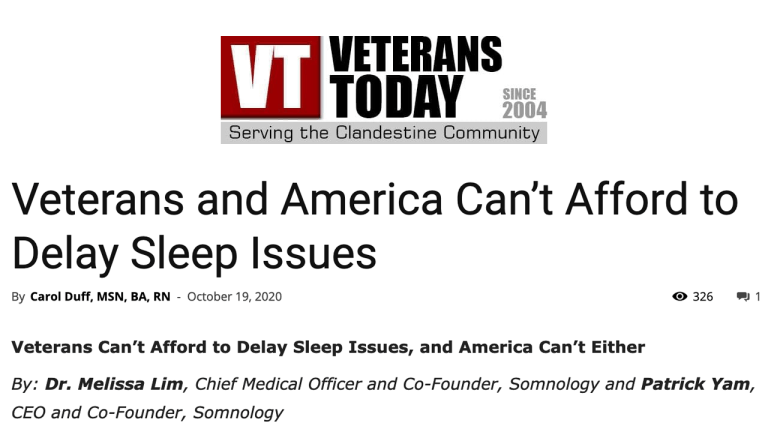 Veterans Today Featured Article