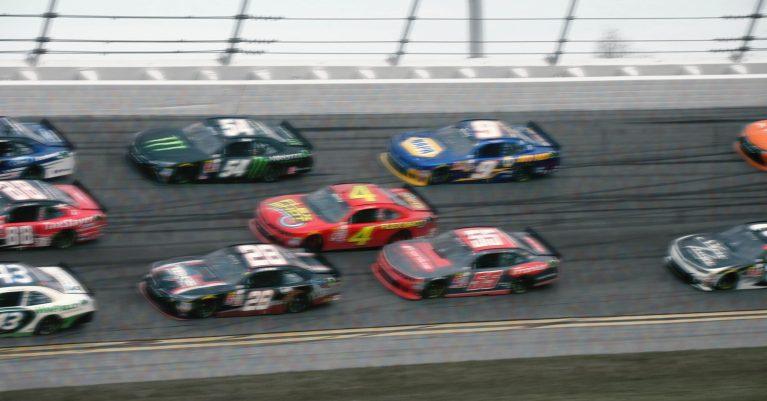 NASCAR, Speed & Sleep