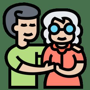 Communication de l'animation personnes âgées alzheimer