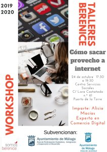 Workshop: Como sacar provecho de internet