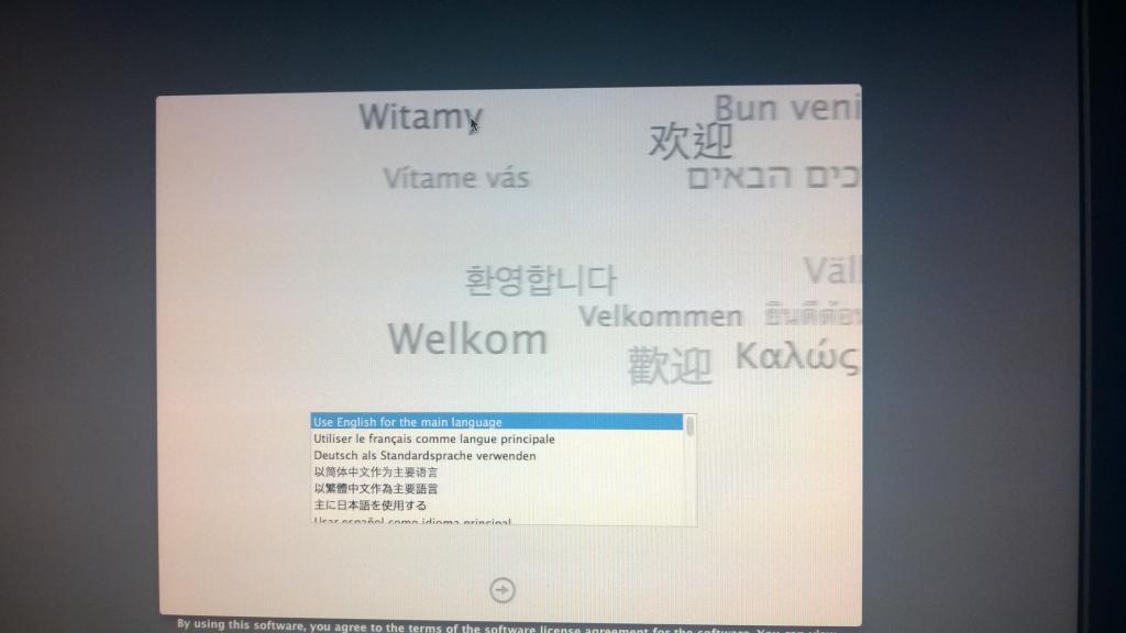Instalar OS X Mavericks en tu PC